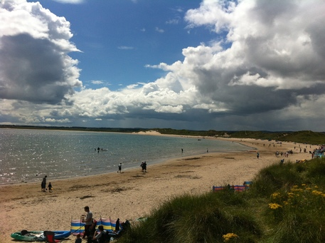Beadnell Bay Webcam